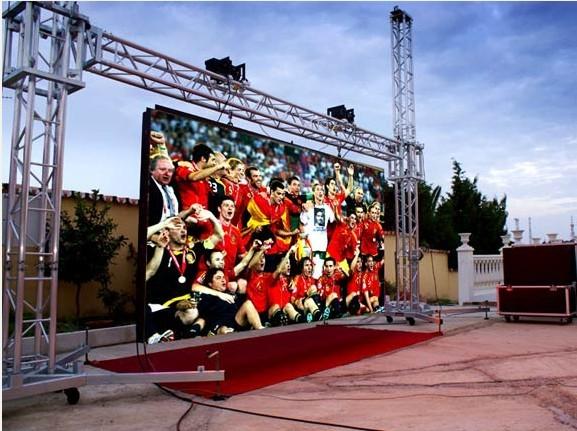¿Es caro el alquiler de pantallas led para publicidad?